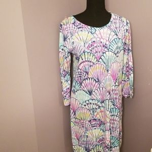 Lilly Pulitzer tunic/dress in beautiful colors
